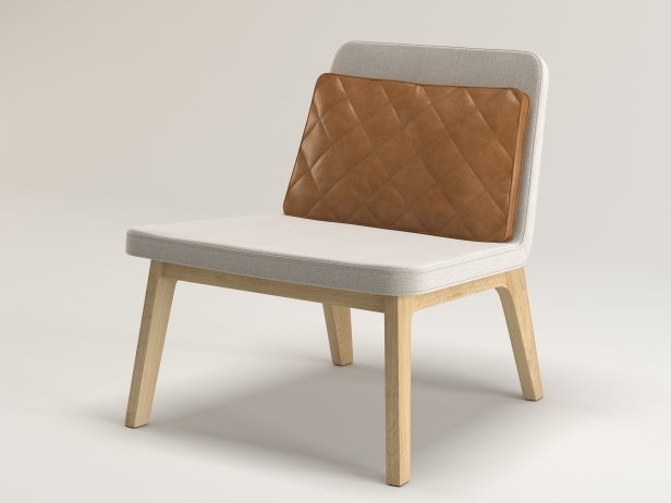 Lean Lounge Chair 5