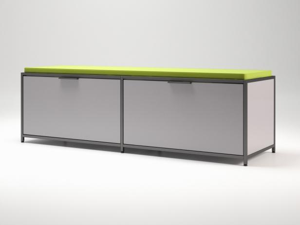 Dita Bench & TV Stand 2