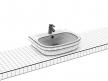 Eurosmart Countertop Basin 60 Set 8