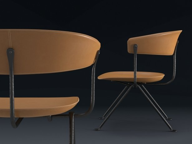 Officina Low Chair 4
