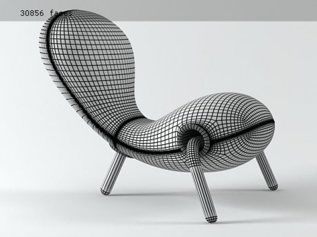 Embryo Chair 12