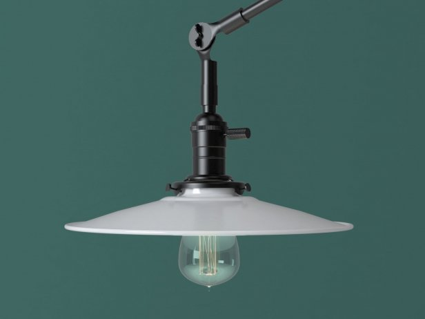 Articulated Industrial Light 2