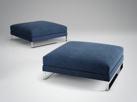 Exclusif 2 Footstool