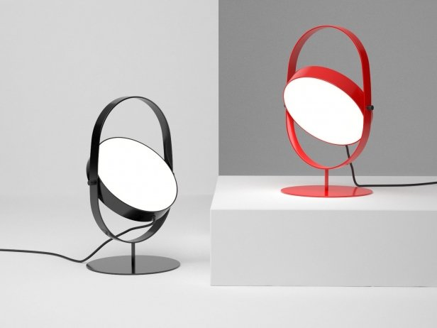 Headlight Table Lamp 2