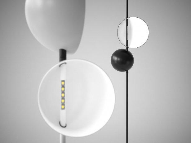Superluna 397 Floor Lamp 2
