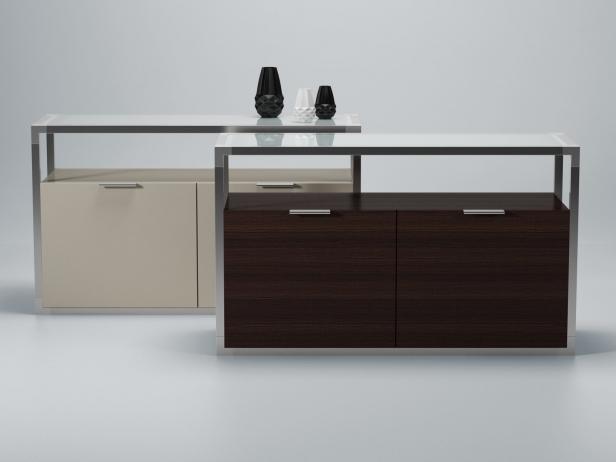 dedicato sideboard 3d model ligne roset. Black Bedroom Furniture Sets. Home Design Ideas