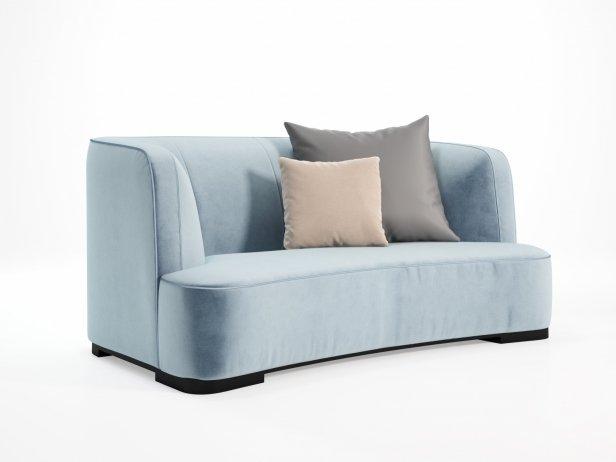 Francis 180 2-Seater Sofa 3