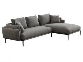 Domino M175-H113 Corner Sofa