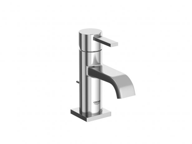Cube Wall-hung Basin 100 Set 5