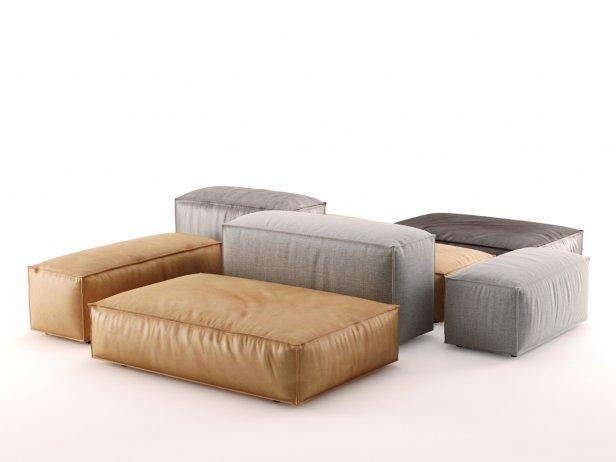 Divani Design.Extrasoft Sofa System