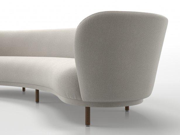 Dandy 4-Seater Sofa 4