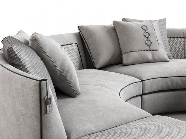 Borromeo Modular Sofa 3