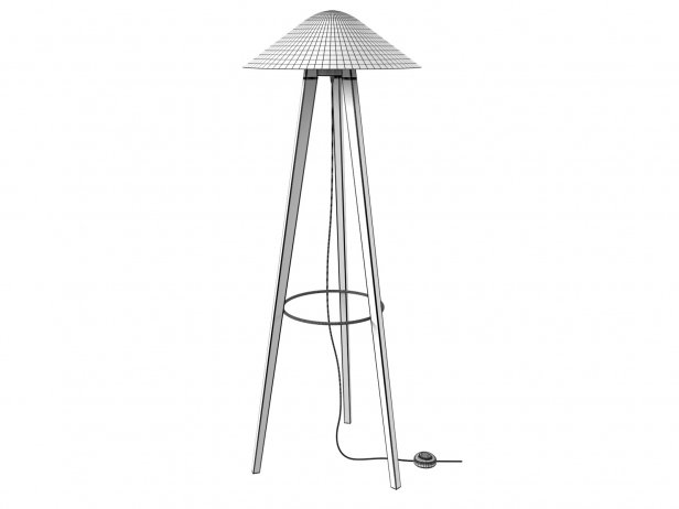Melusine Floor & Reading Lamp 5