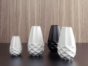 Facet Vases