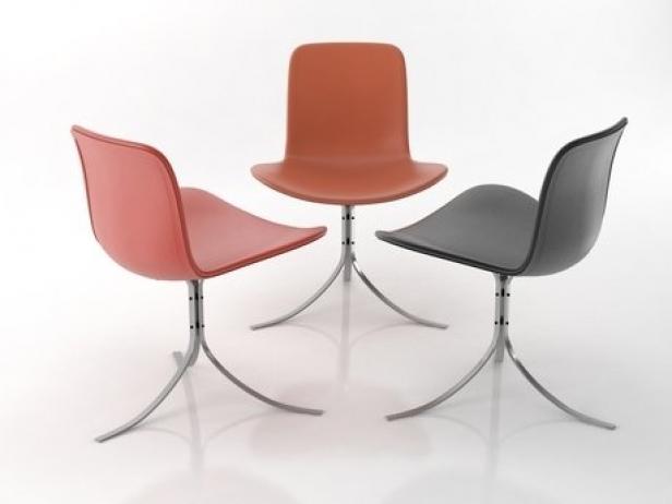 PK9 Tulip Chair 1