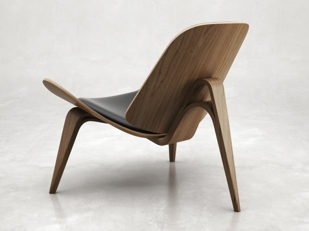 CH07  Shell Chair 5