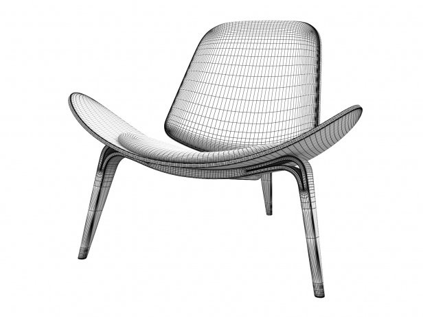 CH07  Shell Chair 9