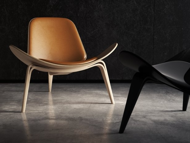 CH07  Shell Chair 1