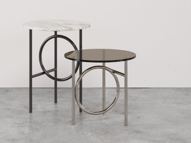 Ring Side Tables 3