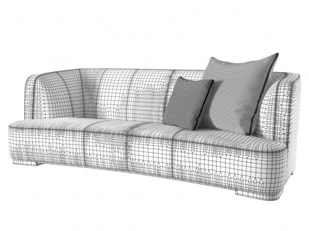 Francis 245 3-Seater Sofa 4