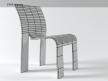 Strip Chair 3