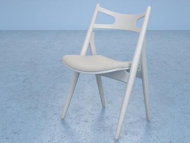 CH29 Sawhorse Chair 4