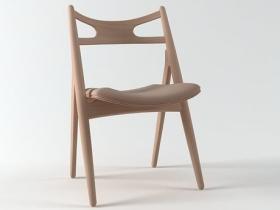 CH29 Sawhorse Chair