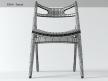 CH29 Sawhorse Chair 7