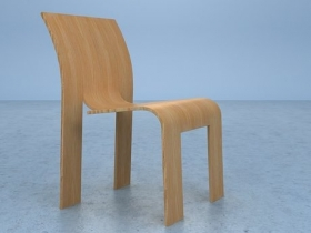 Strip Chair