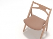 CH29 Sawhorse Chair 2
