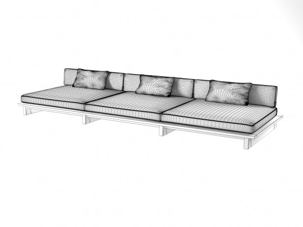 Maldives Sofa 343 3
