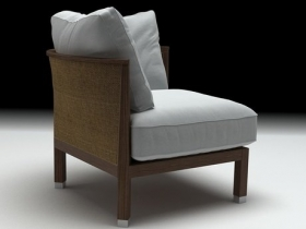 Rosetta small armchair
