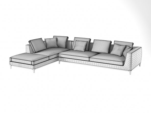 Lucrezia Modular Sofa 5