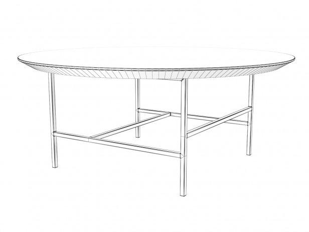 Small Table Trio SQ 6