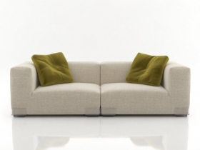 Plastics Duo Sofa 2