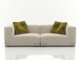 Plastics Duo Sofa 2