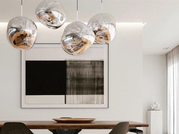 Melt Pendant Lamp 3d Model Tom Dixon United Kingdom