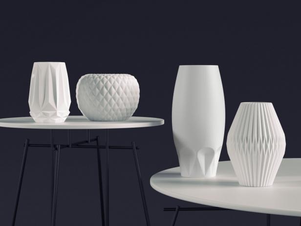 Set of vases 02 3