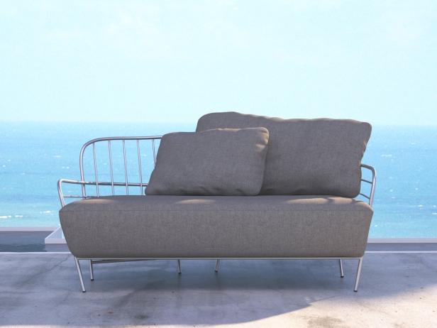passio sofa 3d modell ligne roset. Black Bedroom Furniture Sets. Home Design Ideas