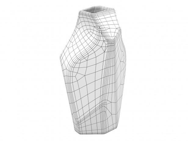 Polygon Mini Vase 3