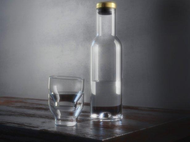 Bottle Carafe 2