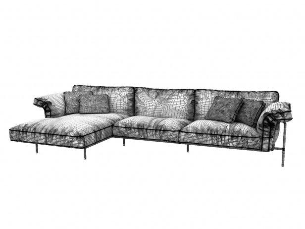 DS-610 Corner Sofa 11