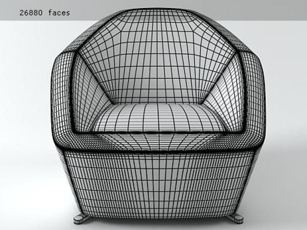 Pluriel Small Armchair 6