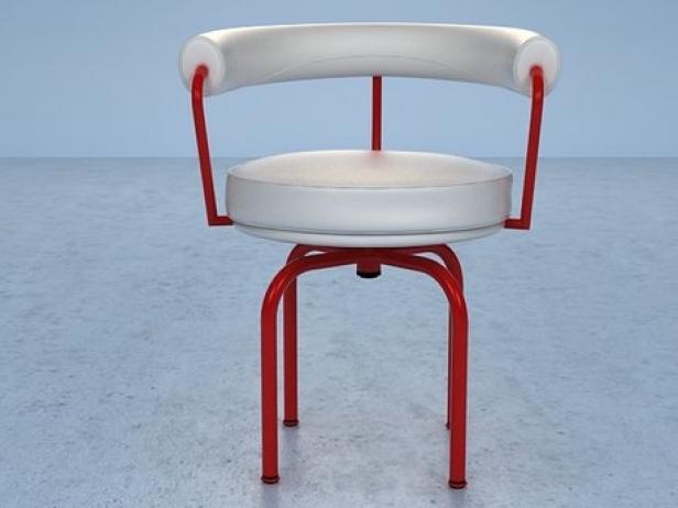 Le Corbusier LC7 10