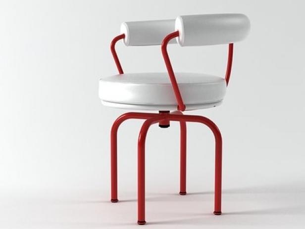 Le Corbusier LC7 6