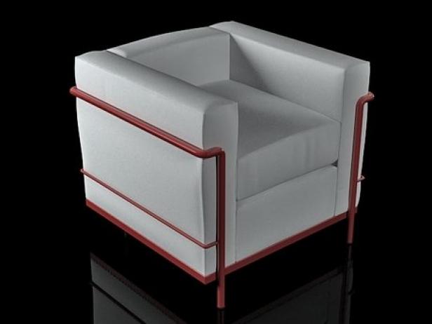 LC2 Armchair 2