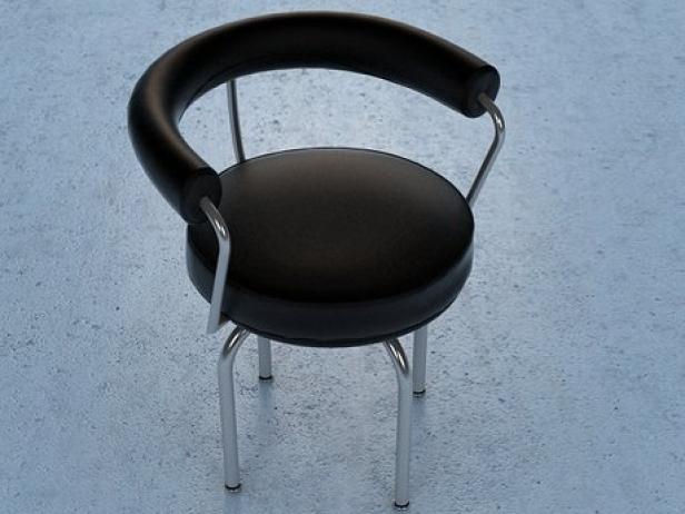 Le Corbusier LC7 9
