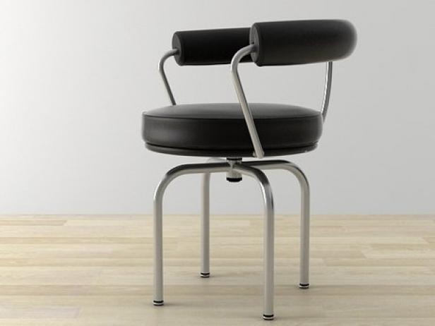 Le Corbusier LC7 8