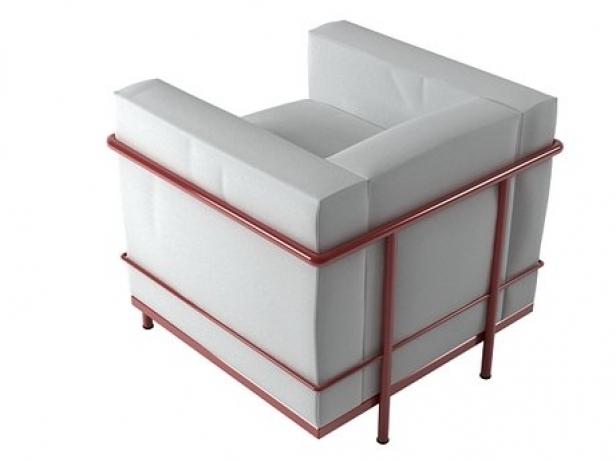 LC2 Armchair 3