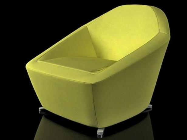 Pluriel Small Armchair 2